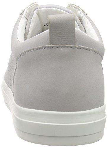 Calvin Klein Prisco Perf Nubuck/Nubuck - Zapatillas Hombre Grau (SMO)