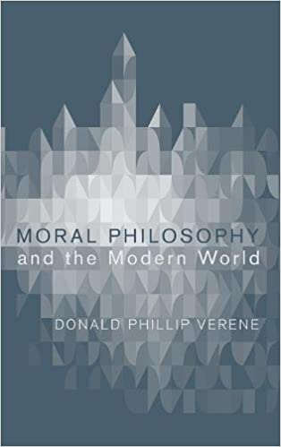 Moral Philosophy and the Modern World