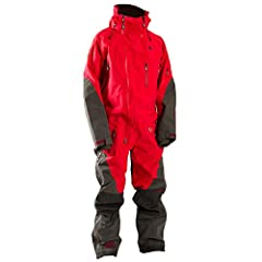 The Novo Mono Suit V2 is built to be lightweight while still providing the durability and reliability you demand from all your gear when in the elements. The Novo Mono Suit V2 has a 45,000mm Sympatex membrane making it 100% windproof, 100% wa...