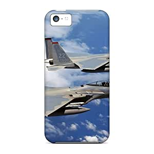 Top Quality Case Cover For Iphone 5c Case With Nice Two Fighter Appearance