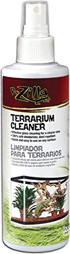Zilla Terrarium Cleaner Spray 8 oz