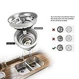 Highcraft 9754JO Stainless Steel Kitchen Sink