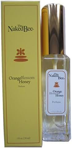 The Naked Bee Orange Blossom Honey Perfume, 1 Ounce