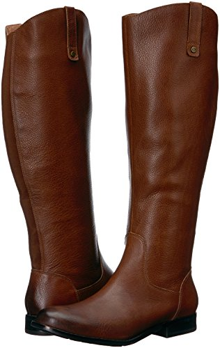 206 Collective Women's Whidbey Riding Boot, Cognac, 9.5 B US by 206 Collective (Image #6)