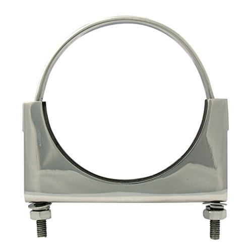 Standard 5 Chrome Exhaust Clamp