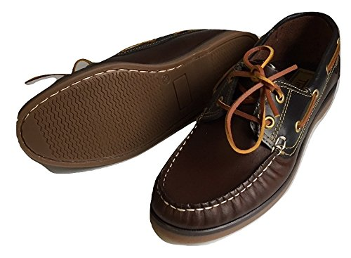 Or Shoes Leather Deck Navy Unisex Brown Shoes Brown Timby Boat xpOYfI