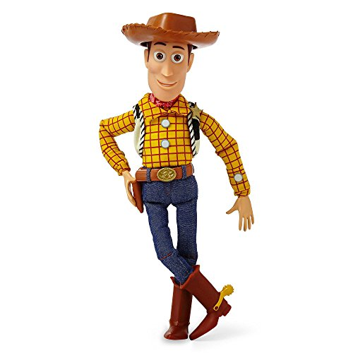 [Disney Woody Talking Action Figure] (Disney Woody Doll)