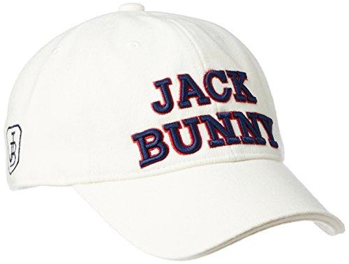 (ジャックバニー バイ パーリーゲイツ) JACK BUNNY by PEARLY GATES [ 男女兼用 ] JB ロゴ ウール キャップ (サイズ調整可能) ゴルフ 帽子 262-7287002