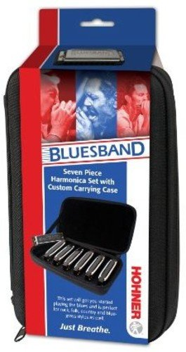 Reed M/c Pro (Hohner 1501/7 Blues Band, 7-Pack)