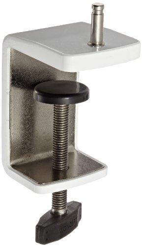 Koncept MT01C3-WHT Desk Clamp, White (Koncept Clamp)