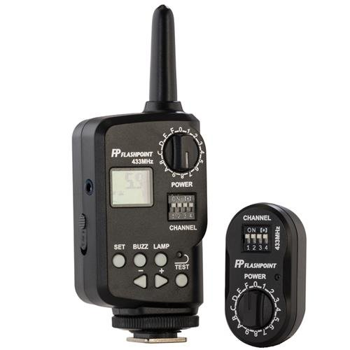 Flashpoint R1 Commander Transmitter and Receiver Set for Streaklight by Flashpoint
