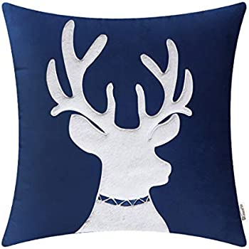 Amazon Com Oiseauvoler Decorative Throw Pillow Covers