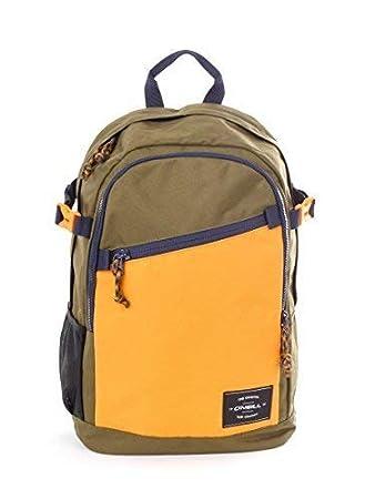 Rucksäcke O´Neill Rucksack Backpack Ranzen Boarder braun gepolstert Rücken 17L
