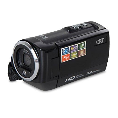 ByBike 1.5 Inch TFT 16MP 8X Full HD Digital Zoom Handycam Ca