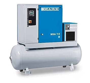 Elmag - MSA MAXPLUS 5, 5-270 - compresor de tornillos: Amazon.es: Bricolaje y herramientas