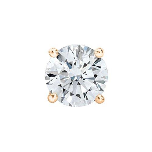 Diamond Stud Promo Quality in 14K Rose Gold (0.07 ctw) ()
