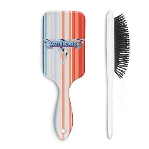 Kid Van-Halen-III-CD- Hair Reduce Frizz And Massage Scalp Brush for Straightening Long Stylists' Airbag Massage Comb Hairbrush