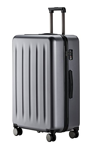 90FUN Polycarbonate Carry-on Luggage Hardside Spinner Lightweight Suitcase 28 Inch by 90FUN