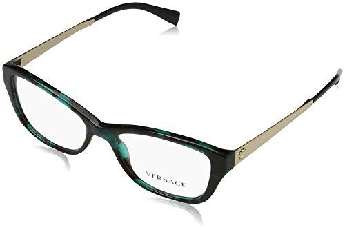 Eyeglasses Versace VE 3236 5076 GREEN - Eyeglasses Versace New