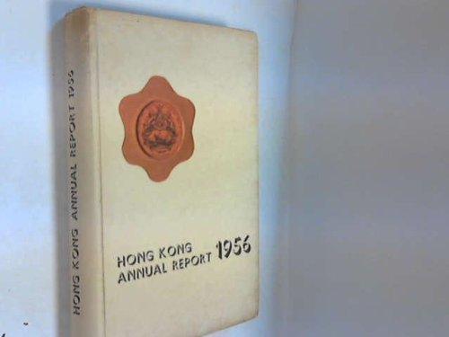 Hong Kong Annual Report 1956