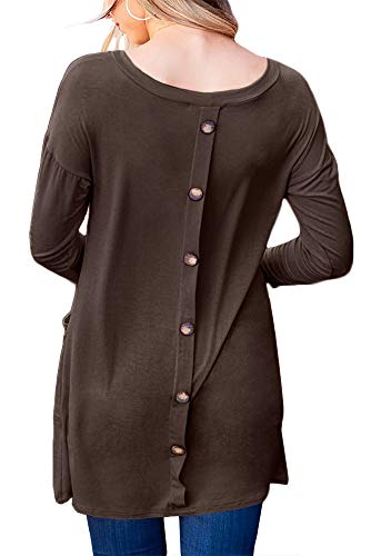 tunic button back detail - 6
