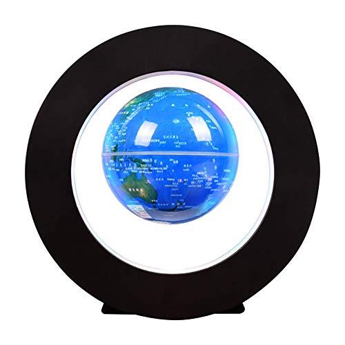 NOOYC Nightlight World Map, LED Light Floating Magnetic Levitation Levitate Globe for Kids' Room Decor Lamps Lighting…