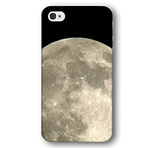 Full Moon iPhone 4 and iPhone 4S Slim Phone Case