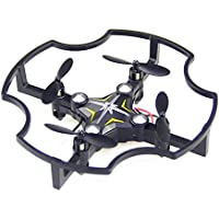 Hongfei RC Quadcopter Helicopter Drone,2.4GHz 4 Chanel 6 Axis Gyro RTF RC Quadcopter Mini F17 Professional
