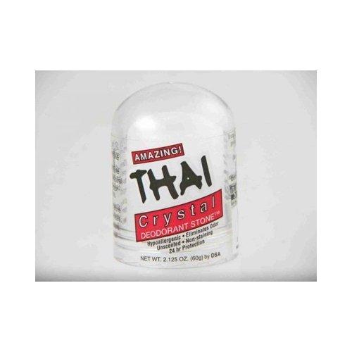 THAI DEODORANT STONE Deodorant Stones of America: Thai Mini-Stick Deodorant, 2.125 oz (5 - Stick Mini Thai