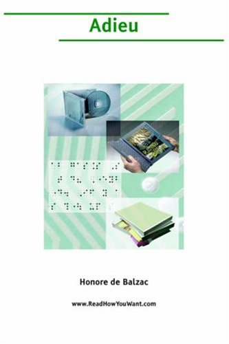 Download Adieu pdf epub