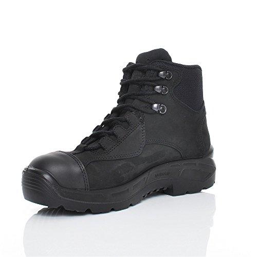 41 Reino De Poder 7 5 Masculinos Sapatos R23 Segurança Preto Unido Haix Ue Aéreo qER8Oc