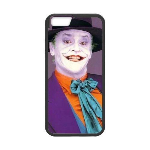 Batman Joker coque iPhone 6 4.7 Inch Housse téléphone Noir de couverture de cas coque EBDOBCKCO09258