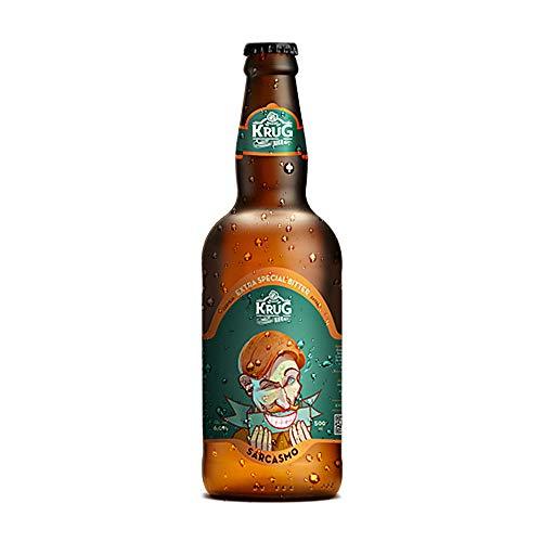 Cerveja Krug Extra Special Bitter Sarcasmo 500ml