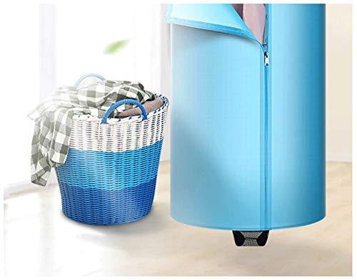 Secadora plegable mini secadora portátil secadora habitación de alquiler de dormitorio en casa fácil de acomodar (Color : La Plata): Amazon.es: Bricolaje y ...