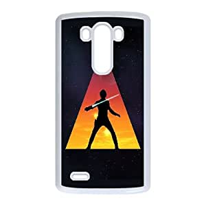 Star Wars Jedi LG G3 Cell Phone Case White DIY Present pjz003_6516357