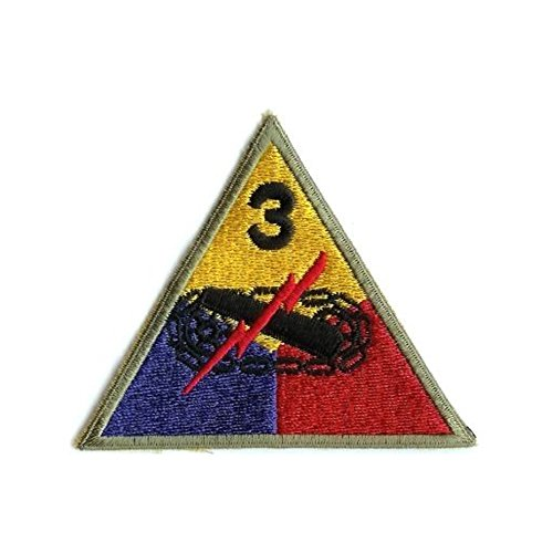 Reproduction World War 2 US Army 3rd Armored Division (Spearhead Division)