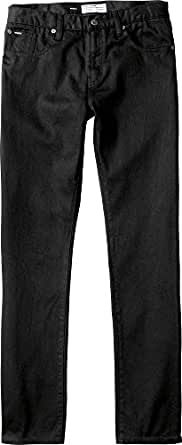 RVCA Big Boys' Spanky Denim - Black - 30