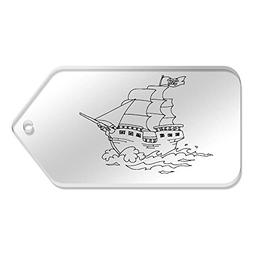'Piratenschip' X Mm Tags 99 Clear Azeeda 51 10 tg00070430 van Big wp5q1PSt