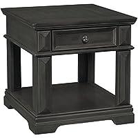 Standard Furniture 28404 Garrison End Table, Grey