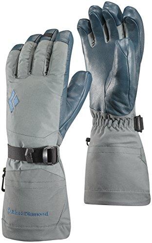 Gore Tex Womens Gloves (Black Diamond Women's Ankhiale Gloves Goretex Gloves, Sage, Small)
