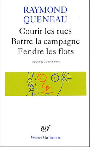 Courir Les Rues Battre (Pobesie 150) (English and French Edition)