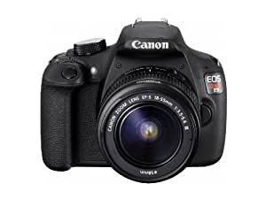Canon EOS Rebel T5 18MP DSLR Camera With 18-55mm Lens Kit