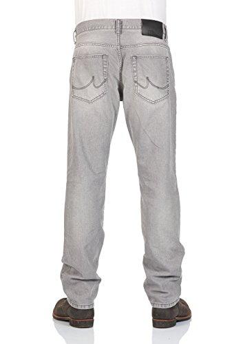 LTB Herren Jeans Sawyer - Slim Fit - Grau - Grey Fiw Wash, Größe:W 33 L 30, Farbe:Grey Fiw Wash (51015)