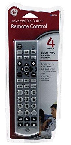 on Slimline 4-Device Remote ()