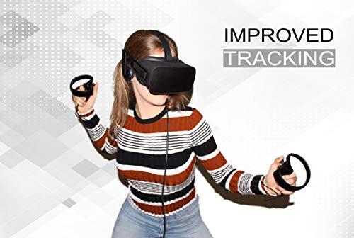 Oculus Rift Sensor Mount 3 Pack - Tape Included (White)