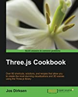 Three.js Cookbook Front Cover