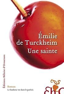 Une sainte par Turckheim