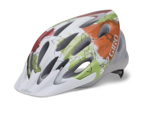 Giro Women's Skyla Cycling Helmet (Pearl White/Red Floral)