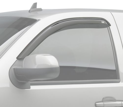EGR 63091 WindowVisors Dark Smoke 2-Piece Window Visors