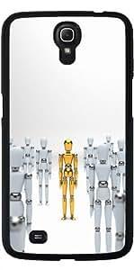 Funda para Samsung Galaxy Mega 6.3 GT-I9205 - Individualidad by Carsten Reisinger